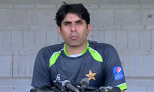 Want to play series against India before retirement, says Misbah-ul-Haq