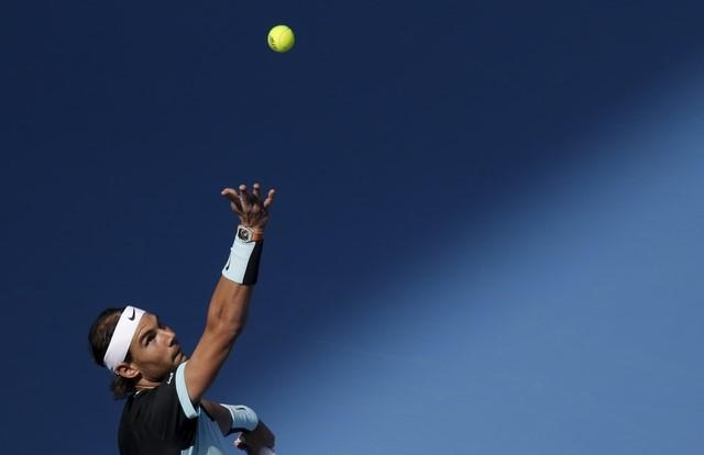 Nadal downs Fognini to reach China Open final