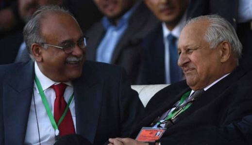 Resolution approved at the PCB AGM to elect Najam Sethi as next PCB Chairman