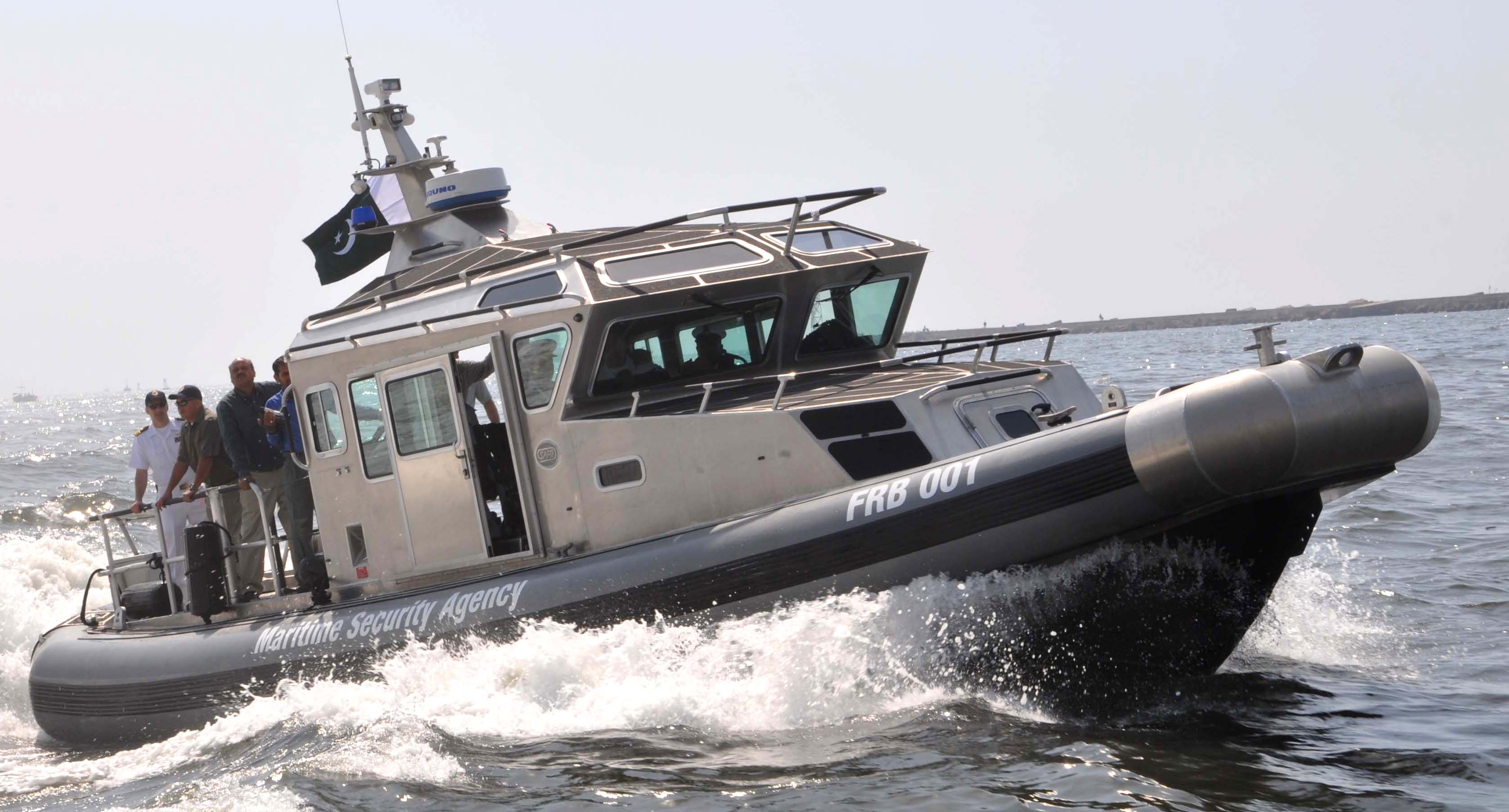Maritime Security Agency Arrests Four Iranians 92 News