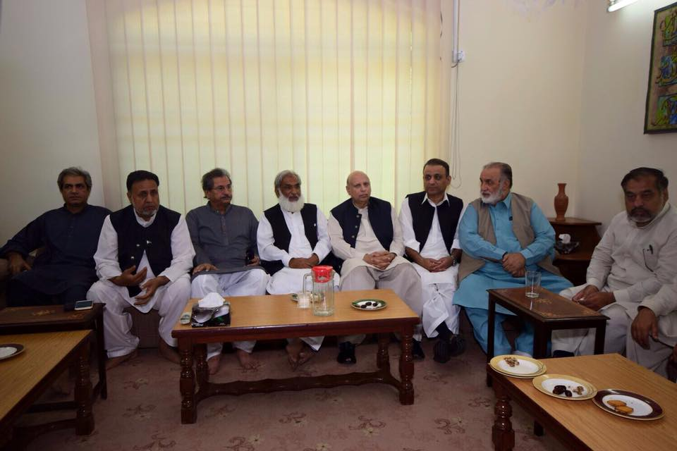 NA-122 by-elections: JI announces to support PTI