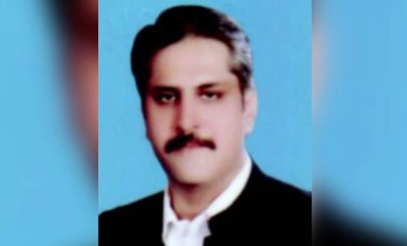 FIR lodged against PTI MPA Zaheerud Din Alizai