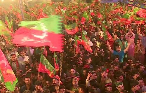 PTI rally4
