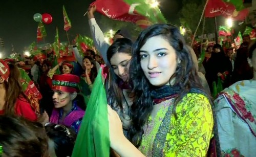 PTI rally6