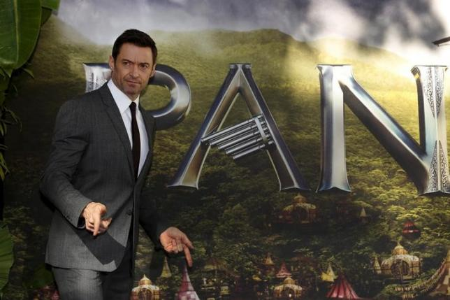 'Pan' flops with $15.5 million, 'The Martian' keeps top spot