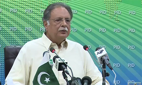 Terrorists using social media for their ulterior motives, says Pervaiz Rashid
