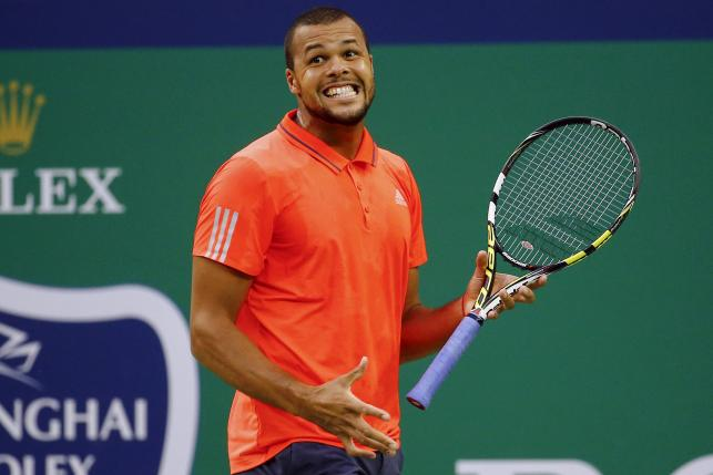 Tsonga downs Nadal to reach Shanghai Masters final