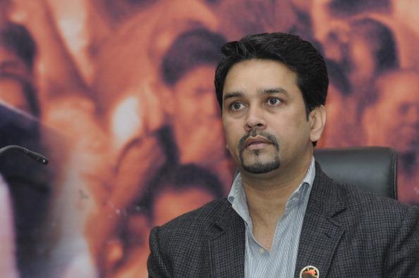 India-Pak cricket series possible in Lanka, says BCCI secretary Anurag Thakur