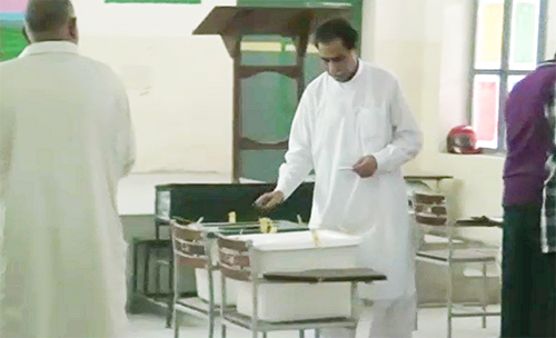 PML-N's Ayaz Sadiq expresses hope to win NA-122 by-election