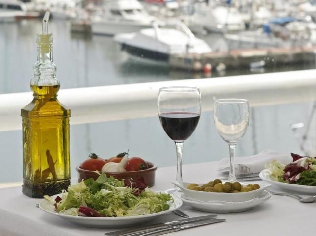 Mediterranean diet linked to healthier aging brain