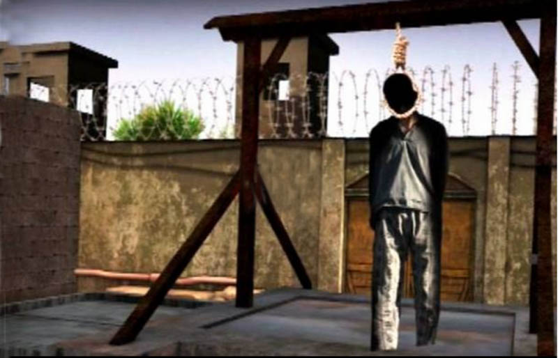 Four APS attackers hanged in Kohat