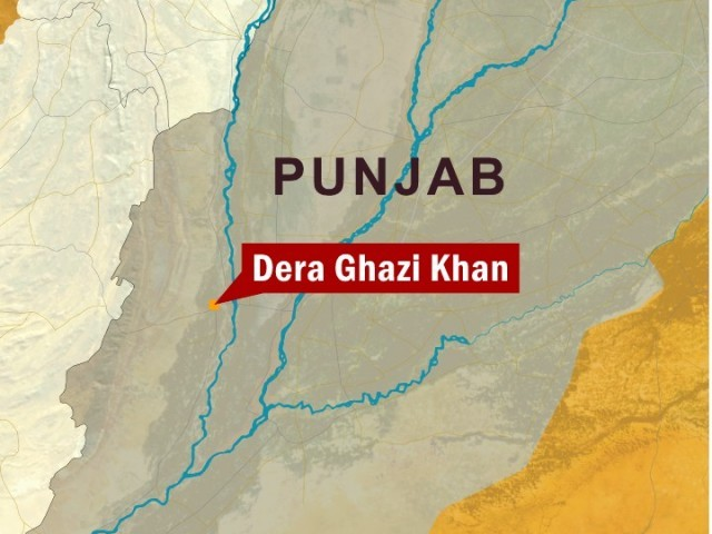 Security forces shot dead four terrorists in DG Khan