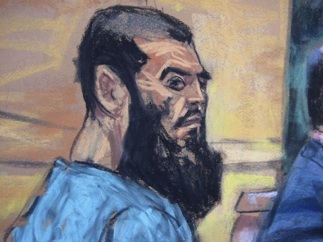 Pakistani man Abid Naseer sentenced in US to 40 years prison for al Qaeda plot