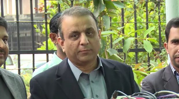 PTI's Aleem Khan files petition against NA-122 by-polls