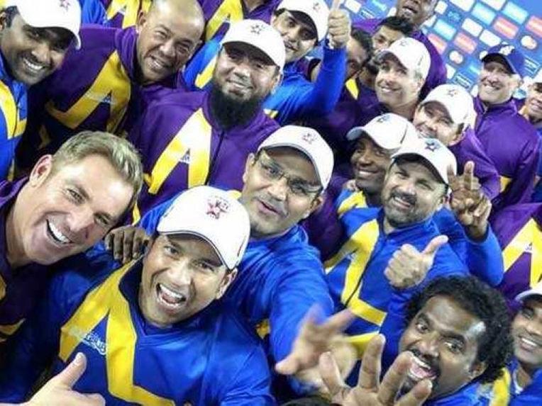 Warne's Warriors beat Sachin's Blasters in 3rd T20, sweep series 3-0
