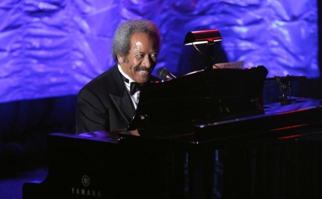 New Orleans pianist Allen Toussaint, 77, dies in Spain