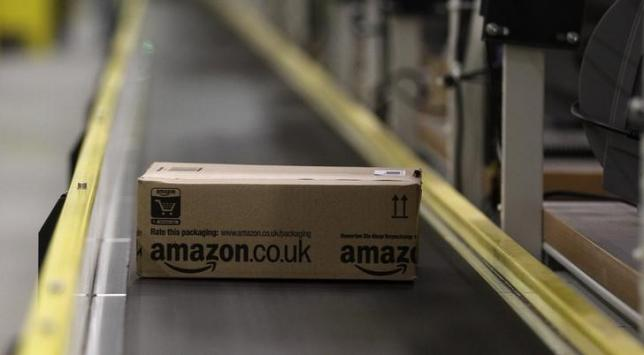 Amazon takes on UK supermarkets with 'Pantry' offer
