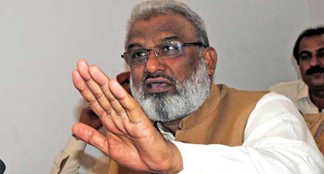 LG Polls: Evidence of pre-poll rigging handed over to ECP, says Arbab Ghulam Rahim