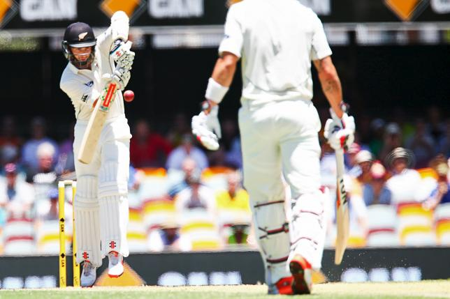 Australia on top after openers flog New Zealand in first Test