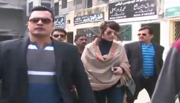 Model Ayyan Ali indicted in money laundering case