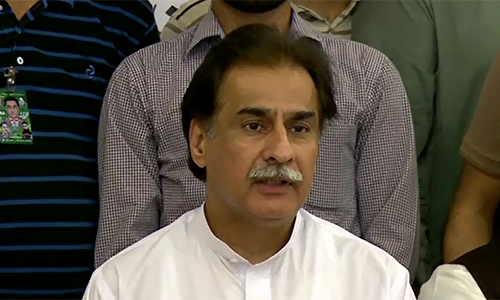 PML-N nominates Sardar Ayaz Sadiq for the slot of NA speaker