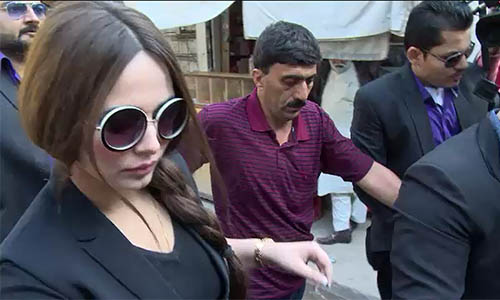 Currency smuggling case: Supermodel Ayyan Ali's name placed on ECL