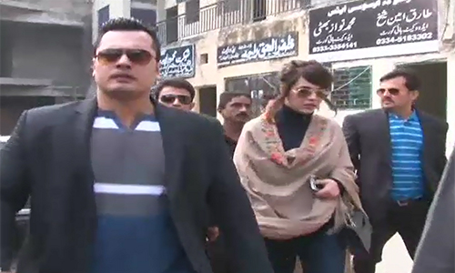 Currency smuggling case: Court rejects supermodel Ayyan Ali's acquittal plea