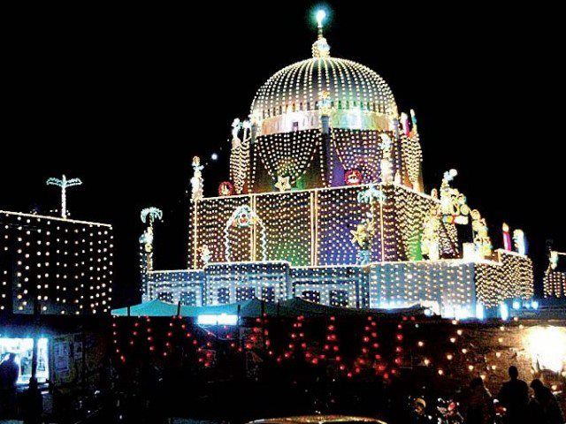 781st Urs of Hazrat Bahauddin Zakariya starts in Multan