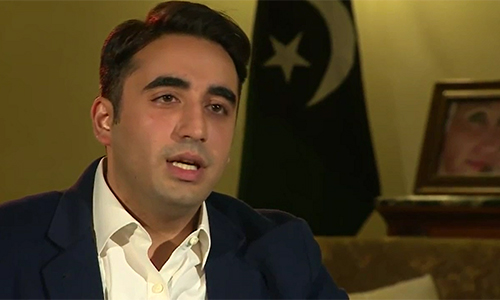 PPP chairman Bilawal Bhutto accuses PML-N of rigging LB polls