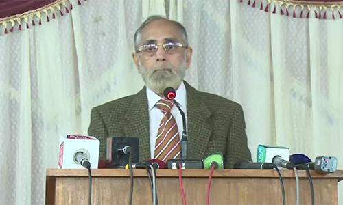 Pakistan's judicial system is strong & stable, says CJP Anwar Zaheer Jamali