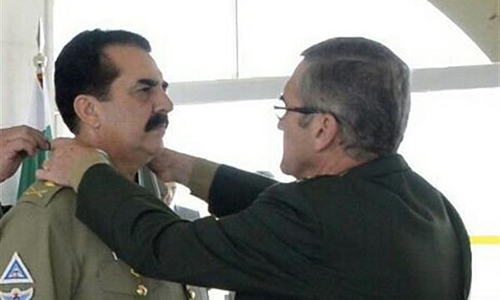 Brazilian government confers coveted Order of Merit on COAS General Raheel Sharif