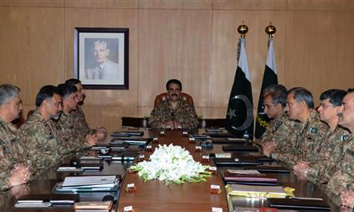 Good governance should be ensured for enduring peace, says COAS General Raheel Sharif