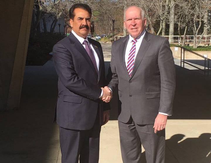 COAS Gen Raheel Sharif reaches Pentagon to meet US Defense Secretary Ash Carter, Robert Work