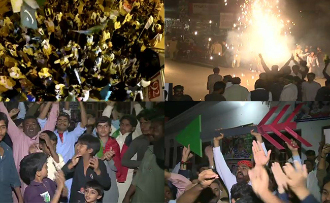 PML-N leading in Punjab with 952 seats, PPP maintains lead in Sindh with 844 seats