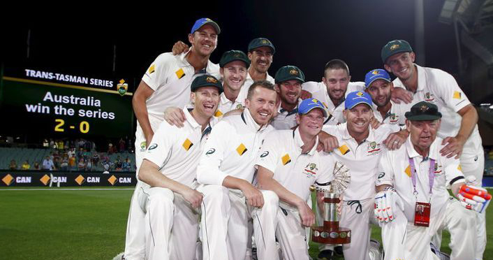 Successful day-night debut promises new dawn for tests