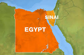 Car bomb explodes at hotel housing Egyptian election judges in Sinai