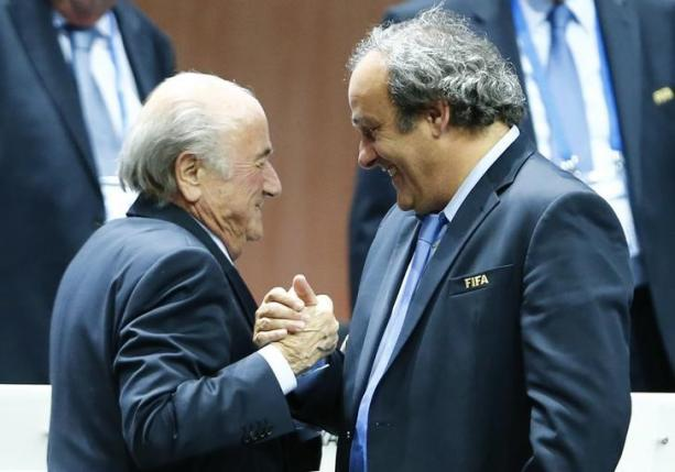 FIFA ethics report calls for sanctions against Blatter, Platini