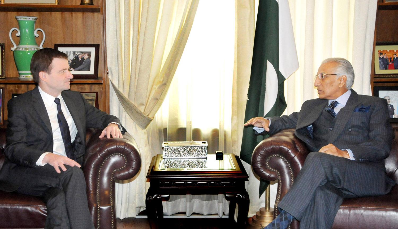Close Pak-US partnership imperative, says Special Assistant to PM Tariq Fatemi