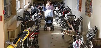 France's fertility, health seen as bright spots in crisis