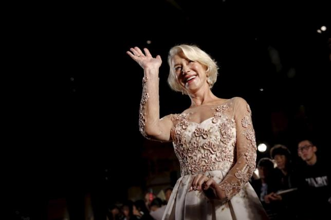 A Minute With: Helen Mirren on Hedda Hopper, Hollywood, and women