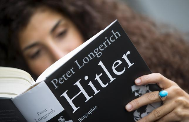 Hitler was shrewd, not so hypnotic, new German biography says