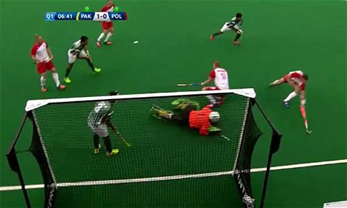 Pakistan qualify for Junior Hockey World Cup