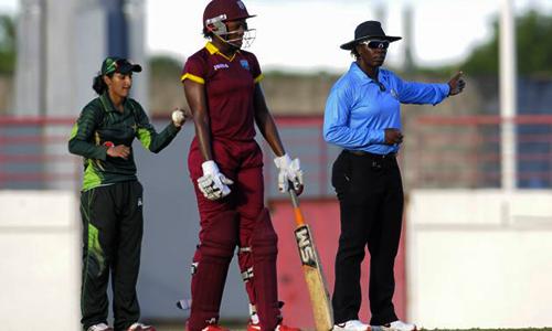 ICC appoints four female umpires for ICC Women's World Twenty20 qualifier