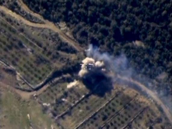 Russian air strikes kill 42 in Islamic State-held Raqqa