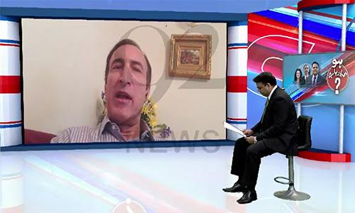 Reham Khan herself is black magic, says former husband Ijaz Rahman