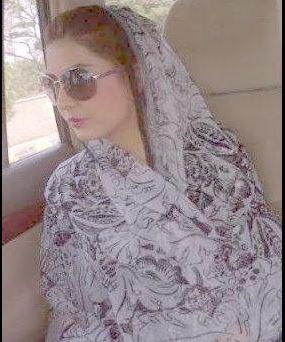 PTI spokesperson Shireen Mazari's daughter votes for PML-N