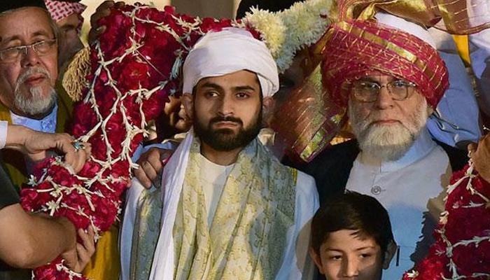Jamia Masjid Shahi Imam's son marries a Hindu girl