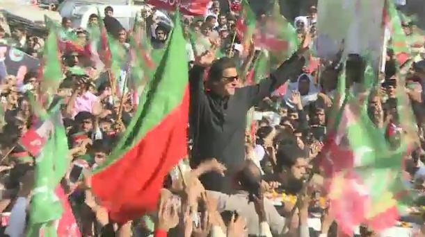 Govt failed to address farmers' reservations, says PTI chief Imran Khan
