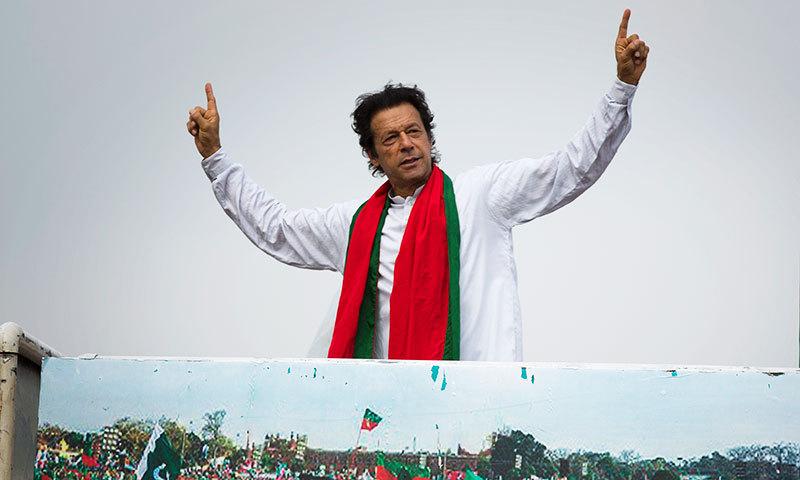 PM Nawaz Sharif ruining Pakistan Army's repute, says PTI chairman Imran Khan