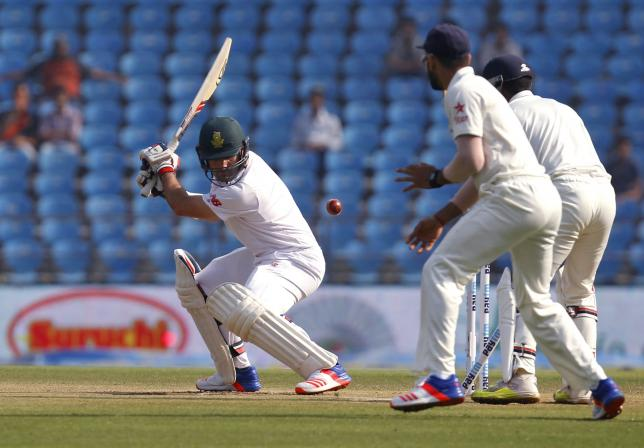 India spinners bundle South Africa out for 79